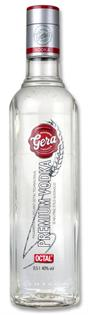 Gera Vodka Premium 1.00l - Case of 12